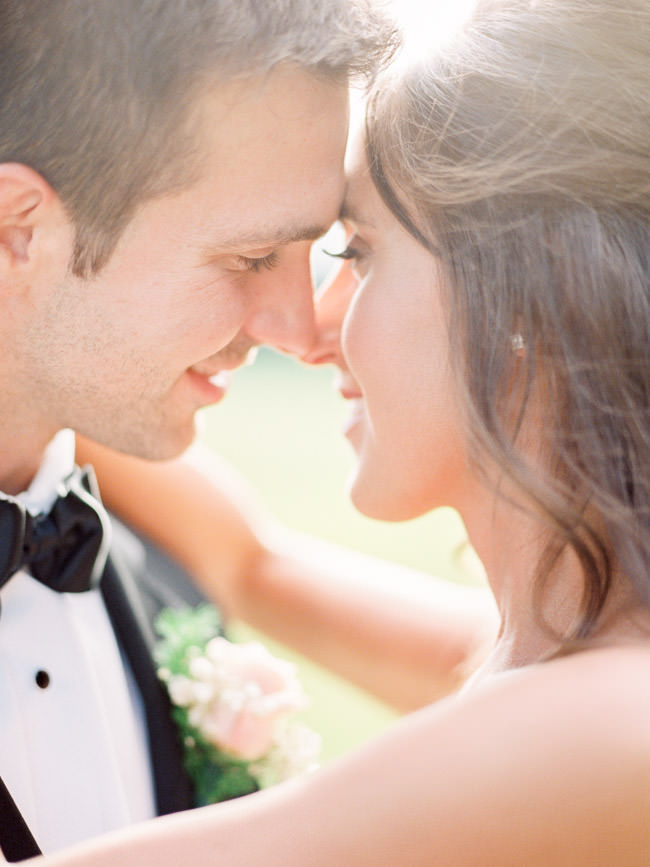 Photo of couple kissing at the Ballroom at Ellis Preserve in Newtown Square, Pennsylvania, for use in page of reviews about Alex Schon Photography